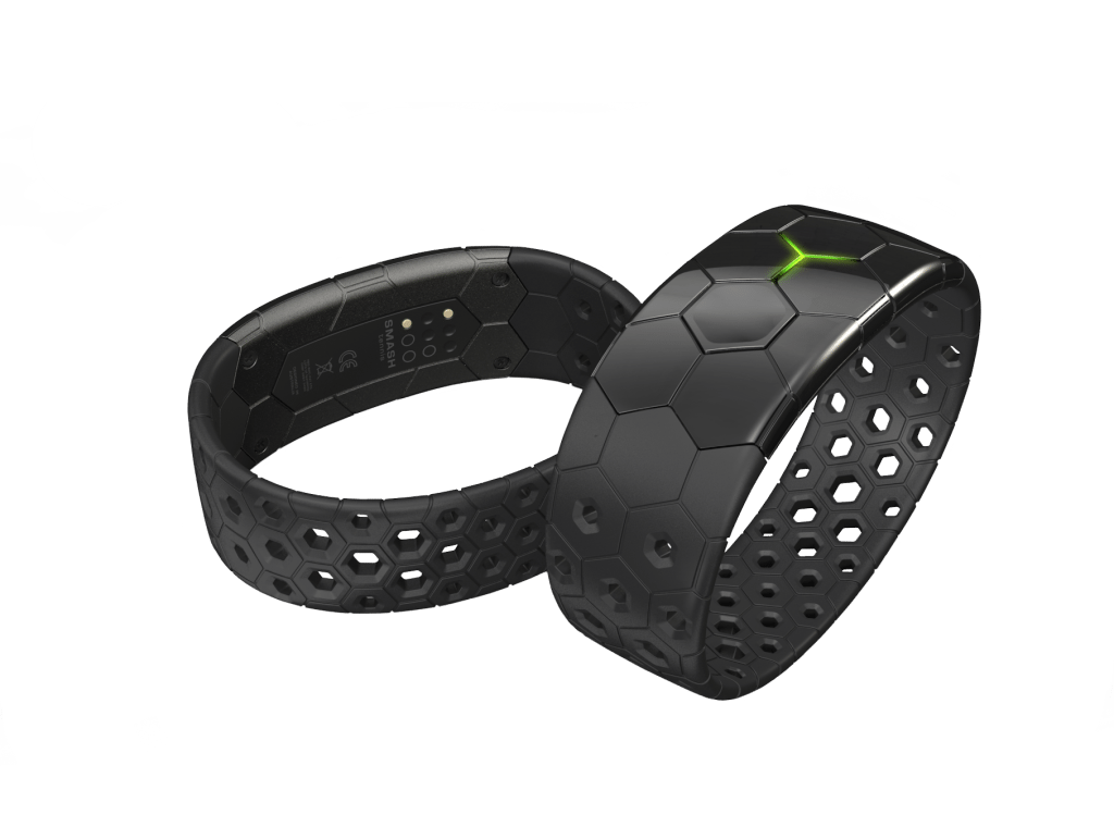 IoT wearable technology smash