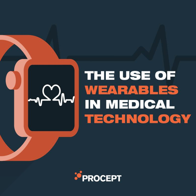 The Use of Wearables In Medical Technology