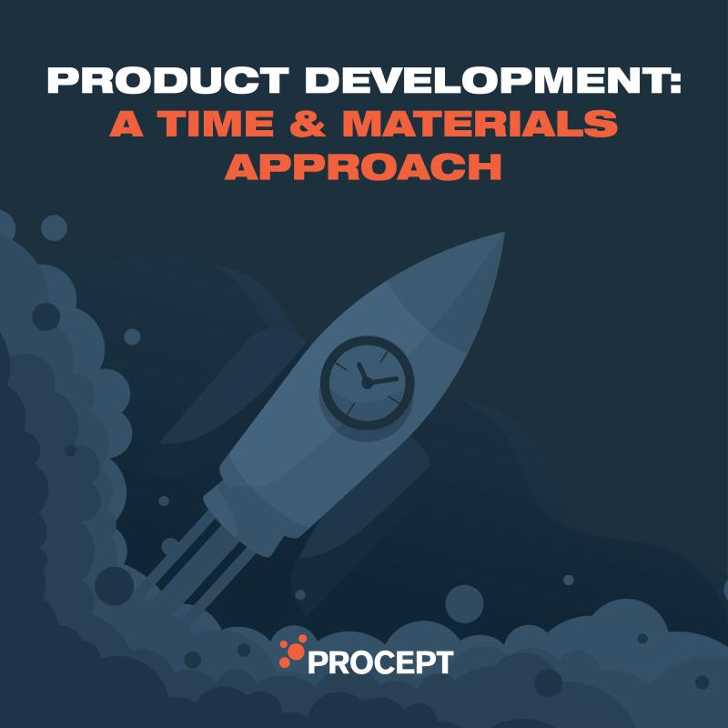 Product Development: A Time & Materials Approach